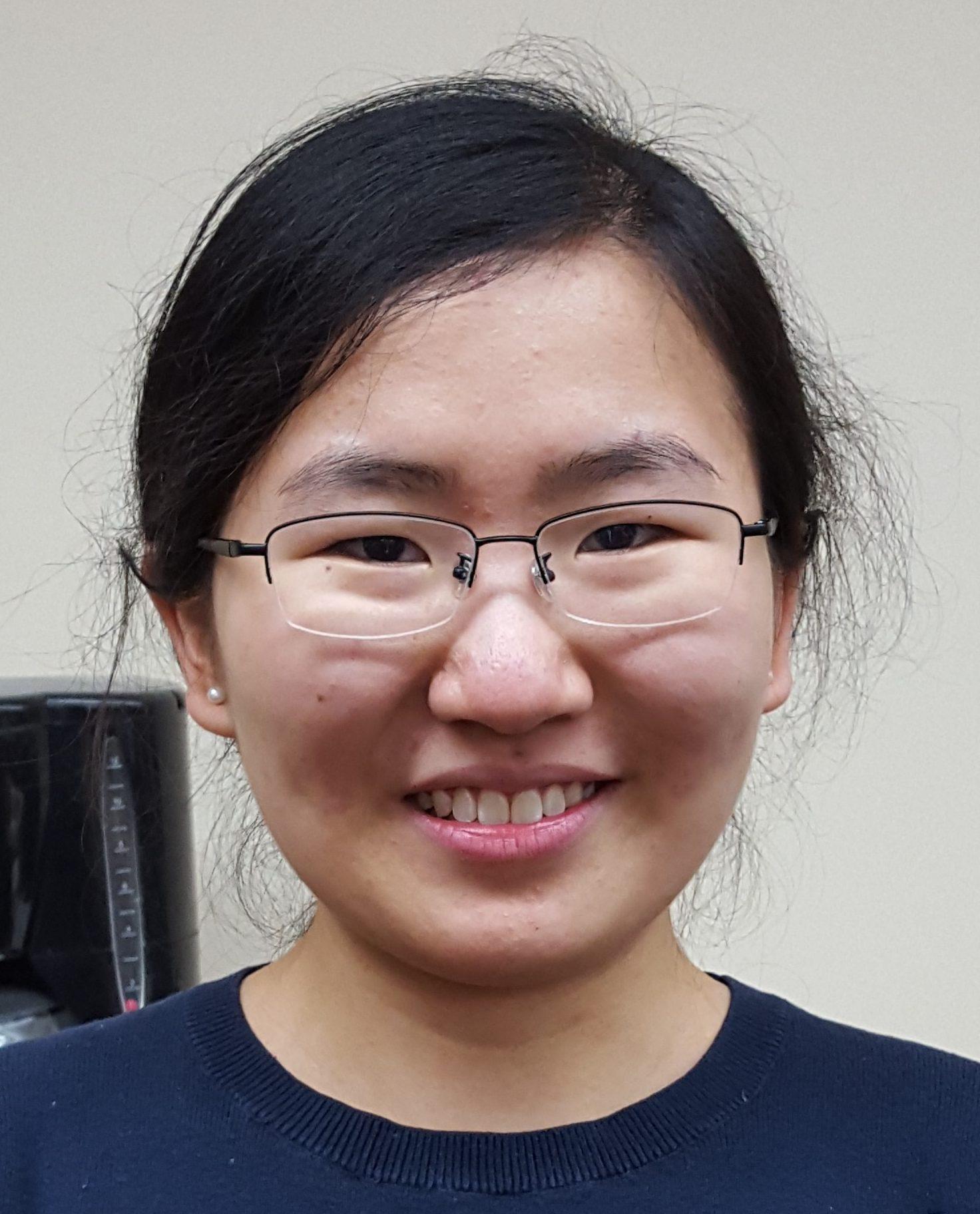 Lijing Yang headshot