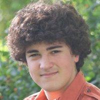 Logan Garcia headshot