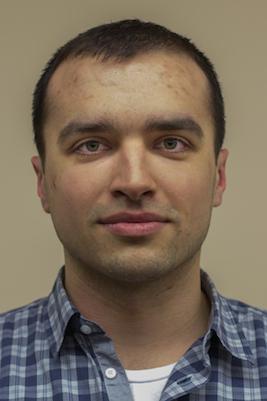Michal Kwarta headshot