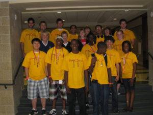 ProCSI 2009 group photo