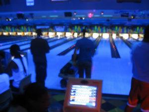 ProCSI 2010 members bowling