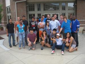 ProCSI 2010 group picture