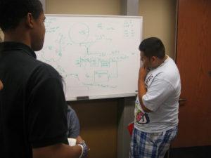 A ProCSI 2010 member thinks about a problem