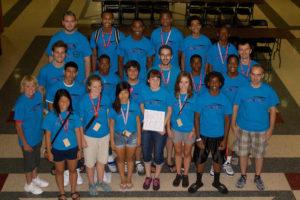 ProCSI 2012 group photo