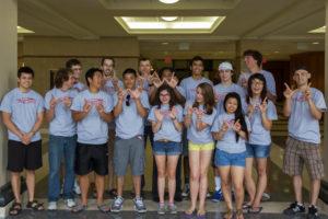 ProCSI 2013 group photo